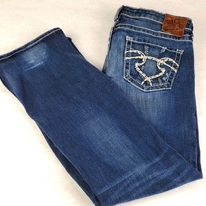 Big Star Sweet Boot Blue Jeans